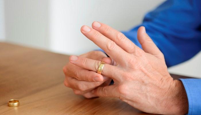 Процедура развода с женой